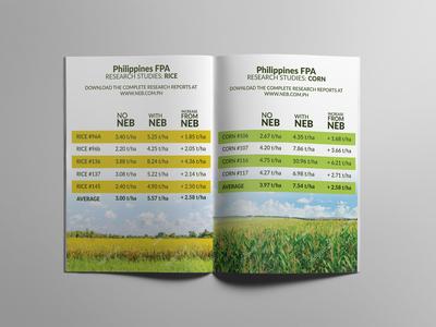 Brochure Agriculture Statistics
