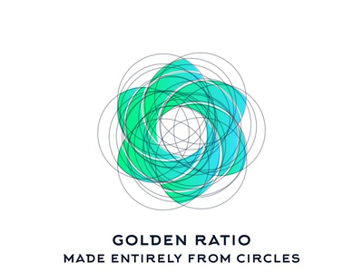 Abstract Mark Golden Ratio