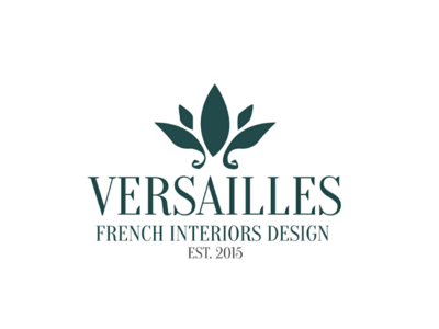 French Interior Design Brand french. sophisticated. logodesign brand logo