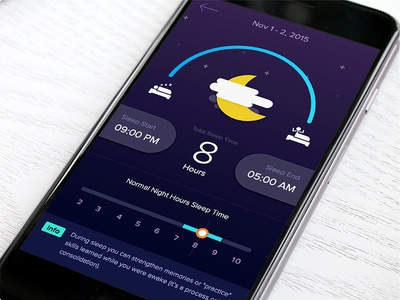 Sleep Tracker App