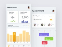 Dashboard & Appointments