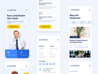 Alodokter Responsive Website - Revisual