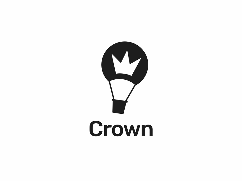 Crown Logo - Daily Logo Challenge