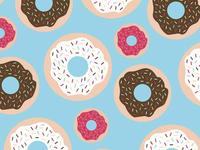 Donut Pattern