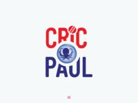 CricPaul Logo