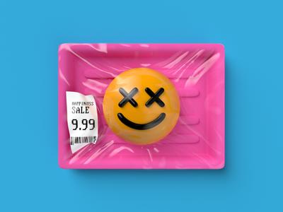Happiness sale