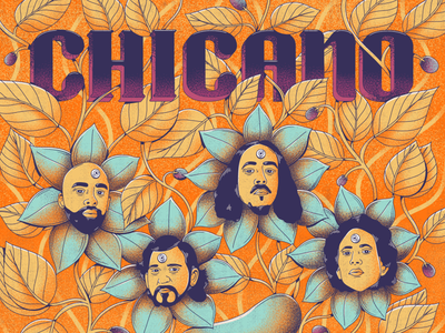 chicano batman chicano batman musica art º art illustration design diseño oaxaca digital ilustración