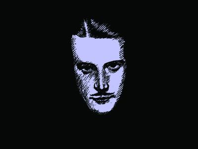 Draco graphic  design logo portriat orlando illustrator