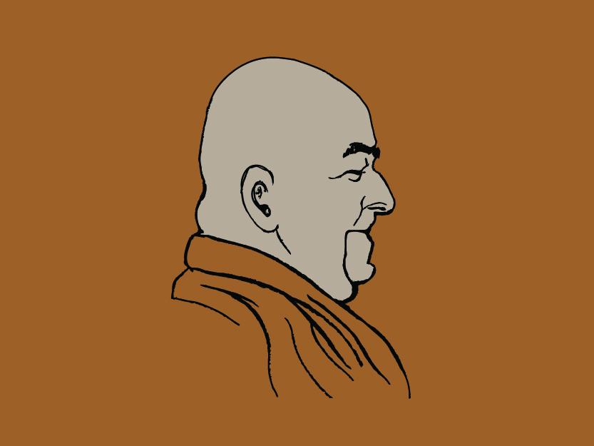 Bao portait illustrator orlando