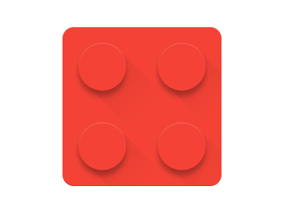 Bricks for Android material icon android