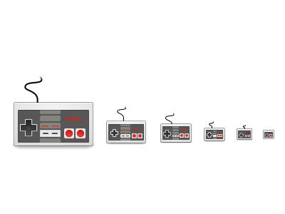 Game Controller Icon elementary nes icon controller