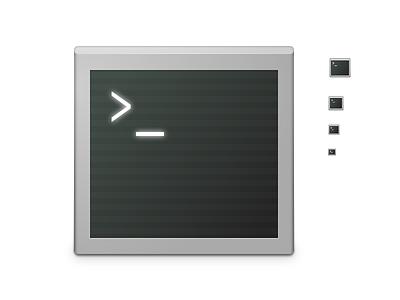 Terminal Icon icon terminal gnome