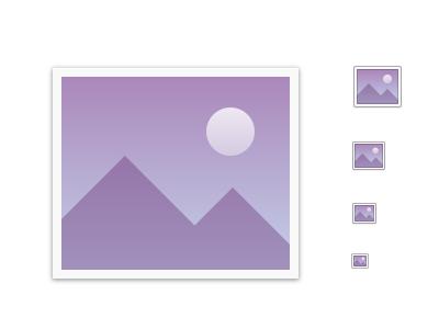 Image Mimetype Icon inkscape icon