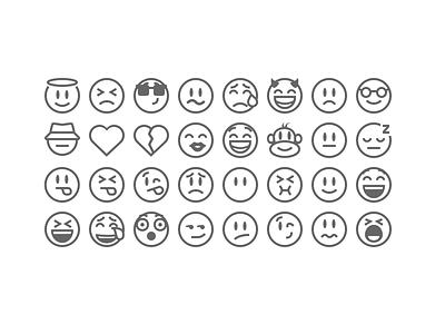 elementary Emoji inkscape emoji icons elementary