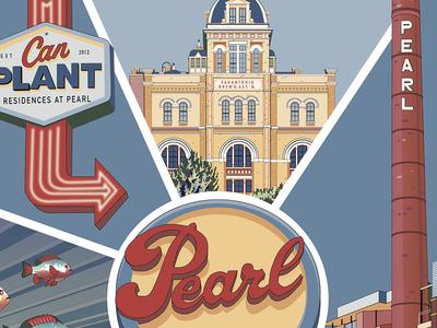 San Antonio's Pearl