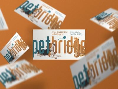 PetBridge Business Cards
