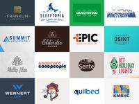 Baseline Creative Logo Collection