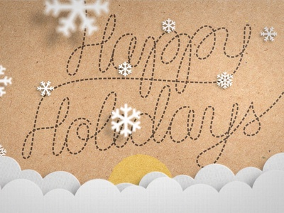 Digital Holiday Card 03