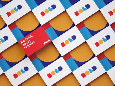 BOLD ( concept visual identity design ) vector design art simple simple design logodesign logo graphic  design design branding design branding