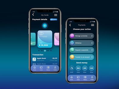 Payment app ( UI design ) userinterfacedesign payment app app design ui design uidesign uiux ui