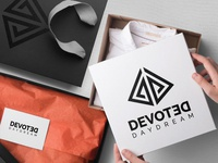 Devoted daydream ( streetwear logo design )