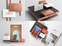 Bca logo design