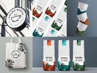 Aroma  Mocha Branding