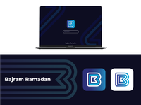 Bajram Ramadan ( logo design for developer )