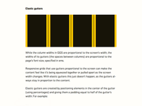 Tablet GGS — CSS illustration