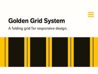 Golden Grid System is now out!