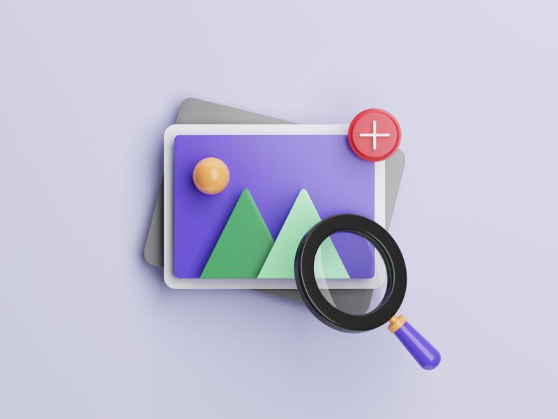Image 3D illustration 3d icon 3d illustrator 3d art 3d iconography logo 3d illustration illustration icon app design