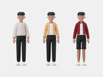 Character Design character design blender3d 3d modeling 3dillustration 3d artist 3d art illustration