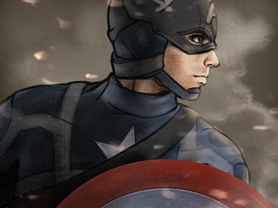 Hero~ Captain America hero america hero captain captain america