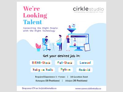 We Are Hiring hiring banner were hiring photoshop graphic design banner talatent hiring