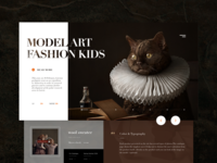 MODEL ART FASHION KIDS