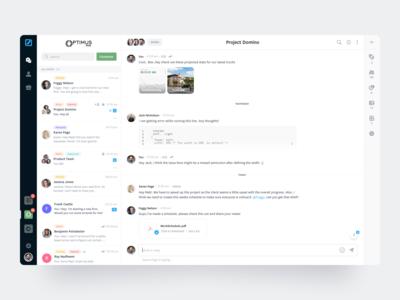 Messenger app for Business