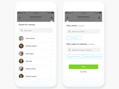 Studyhall - the new app to find people nearby to learn with