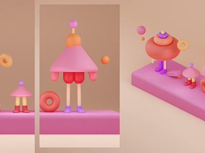 Shapes 3D shape layers 3d illustrator shape flat website ui brand ux vector illustration design branding
