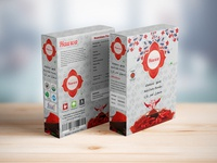 Chilly Box package design for Hawwa