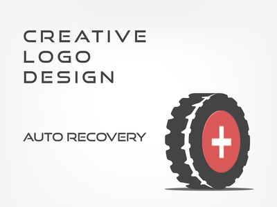 Custom Auto-Recovery Logo car towing service car towing service towing logo tow truck logos recovery truck