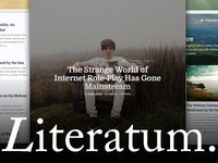 Literatum WP Theme