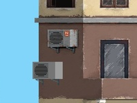 Textured air machine vs untextured gamedev game aseprite pixel pixel art