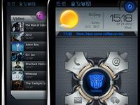 Transformers/ Mobile theme