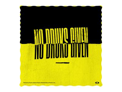 No Druks Given
