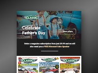 Father's Day | HTML Email