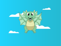 035 / 365 Dragon!