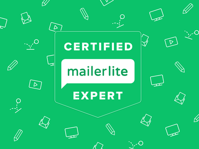 Certified Mailer Lite Expert! landing pages landing page ui web developer web development web design email development email marketing email designer email template