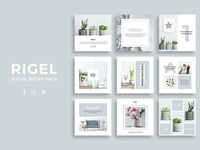 Rigel Social Media Pack