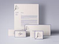 Dainty Stationery Set • Fleur