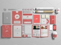 Stationery/Branding Mock-Up